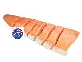 Salmon Fillet Portion Cut