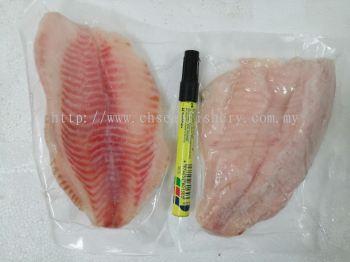 Red Tilapia Fillet (Sashimi Grade)