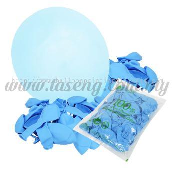 12 inch Standard Balloon - Baby Blue (B-SR12-450)