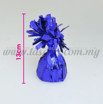 160g Balloon Weight - Blue (B-AC-W16B)