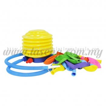 Cycle Balloon Pump with Balloon 20pcs (BP-CP20)