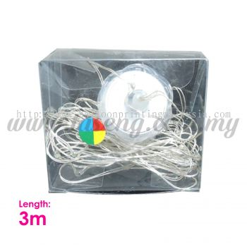 Colorful LED Stripe Light (AC-LED-3M)