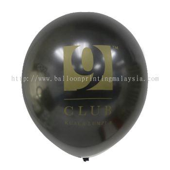 9 Club - Black