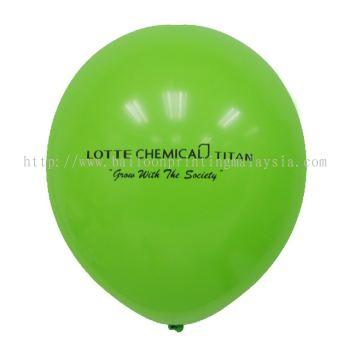 Lotte Chemical Titan - Green