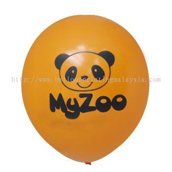MyZoo - Orange