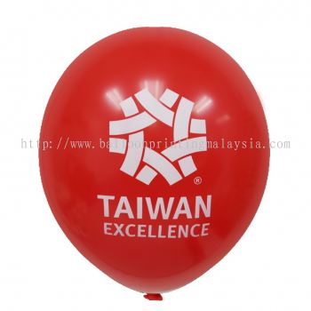 Taiwan Excellence - Red