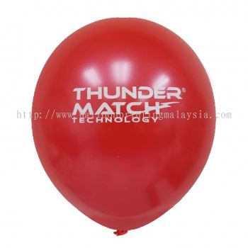Thunder Match Technology - Red