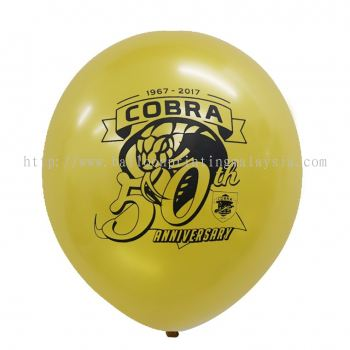 COBRA Rugby Club 50th - Gold