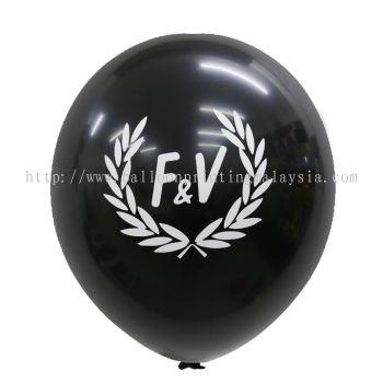 F&V- Black
