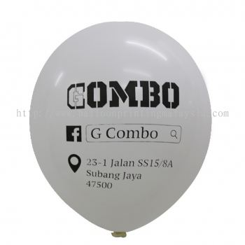 Gombo - White