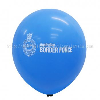Australian Border Force - Blue