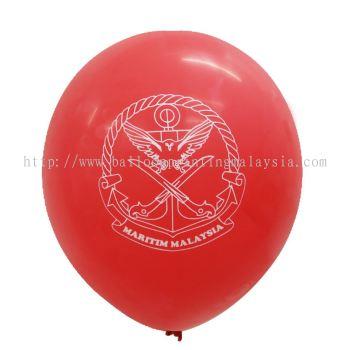 Maritim Malaysia - Red