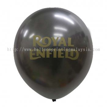 Royal Enfield - Black