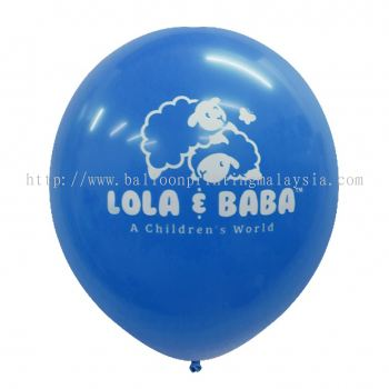 Lola & Baba - Blue