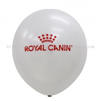 Royal Canin (Back) - White