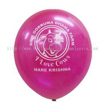 Hare Krishna - Fucshia