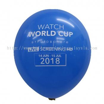 World Cup - Blue