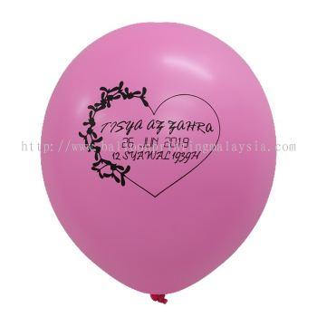 Tisya Az Zahra - Pink