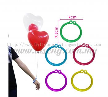 10g Bangle Balloon Weight (B-AC-B618)