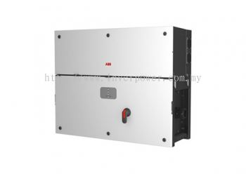 New ABB PVS-100/120 String Inverter