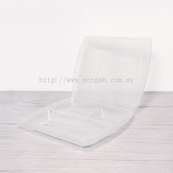 Plastic Burger Box