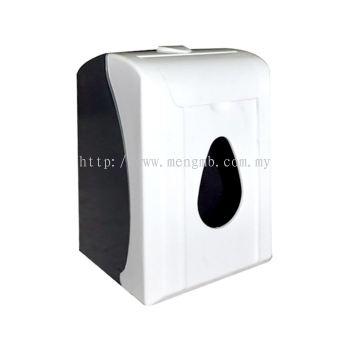 Wall-Mounted Pop Up Tissue Dispenser
