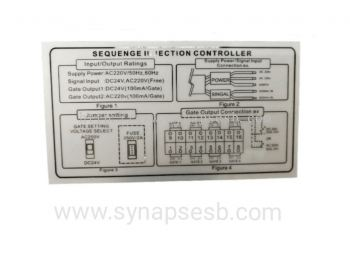 sequence injection controller