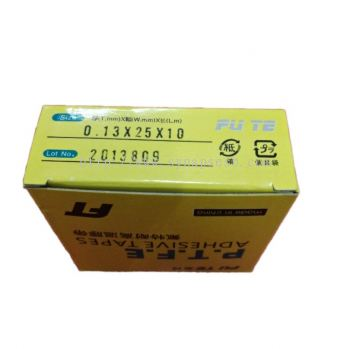 P.T.F.E ADHESIVE TAPES