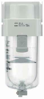 SMC Air Filter AF40-N04D-Z-A