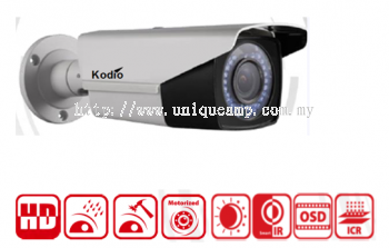 2MP Motorised Varifocal IR Bullet Camera (HB1080IR(MV))