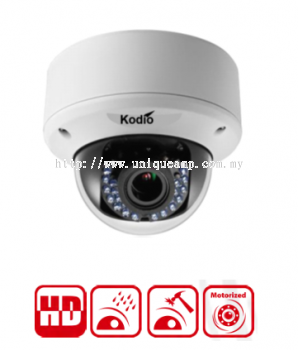 2MP Motorised Varifocal IR Dome Camera (HD1080IR(MV))