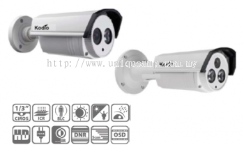 Full HD 1080p Outdoor Box Camera (HB1080IR(40M)/HB1080IR(80M))