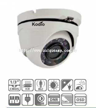 HD1080p IR Dome Camera (HD1080IR)