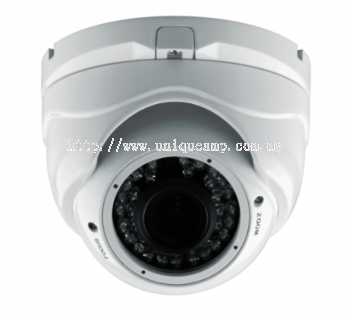 Motorised Vari-focal Dome Camera (D1080IR(MV))