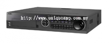 Series Turbo HD DVR (HD DVR-8124/8132)