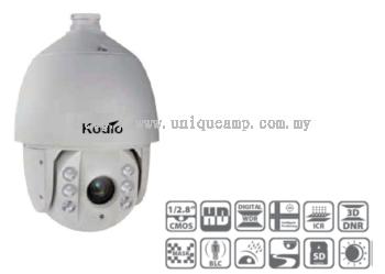 2 Megapixel Network IR PTZ Dome Camera (SDIP-3022IR/SDIP-2022IR)