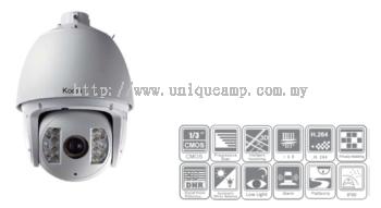 2 Megapixel Network IR PTZ Dome Camera (SSDIP-3022IR)