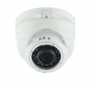 2MP IP Dome Camera With Zoom Lens (DVIP-20IR(MV))