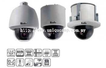 2MP Network PTZ Dome Camera (SDIP-3022/3021/SDIP-2022/2021)