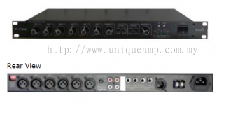 12 Input Pre-Amplifier Mixer (SY-P1000)