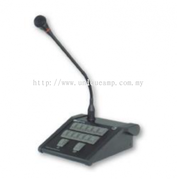 12ch Desktop Paging Microphone (RM-5012)