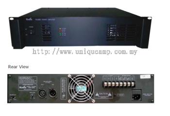 500W Power Amplifier (PA-5500)