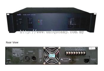 Power Amplifiers (PA-5125/5250/5375/5500)