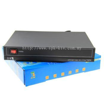 RCA Audio Video Splitter VSW4P6