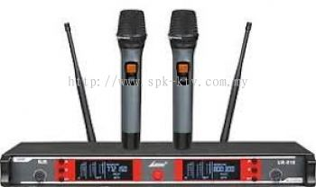 Professional UHF Wireless Microphone (LANE-UR818)