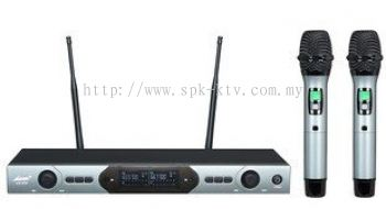 Professional UHF Wireless Microphone (LANE-LR616)