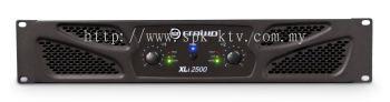 CROWN POWER AMPLIFIER (XLi2500)