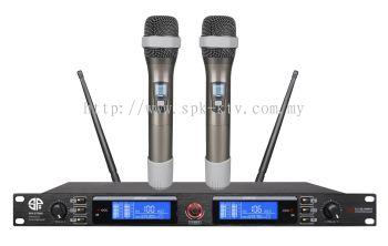 Professional UHF Microphone(SPK-ST860DA)