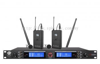 Professional UHF Microphone(SPK-ST860DC)