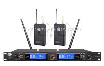 Professional UHF Microphone(SPK-ST860DH)